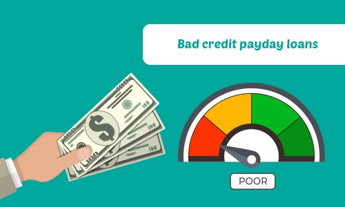 How to Get Bad Credit Payday Loans Online?