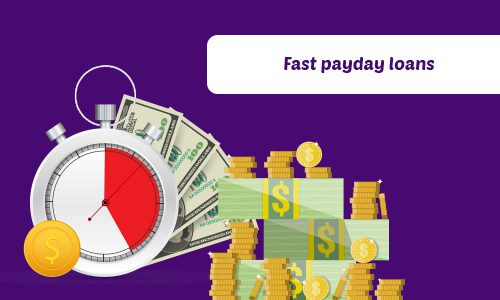 fast cash lending products similar to immediate money